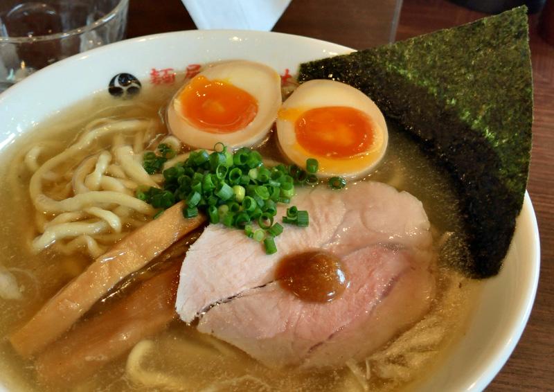 海老香る塩ら〜麺