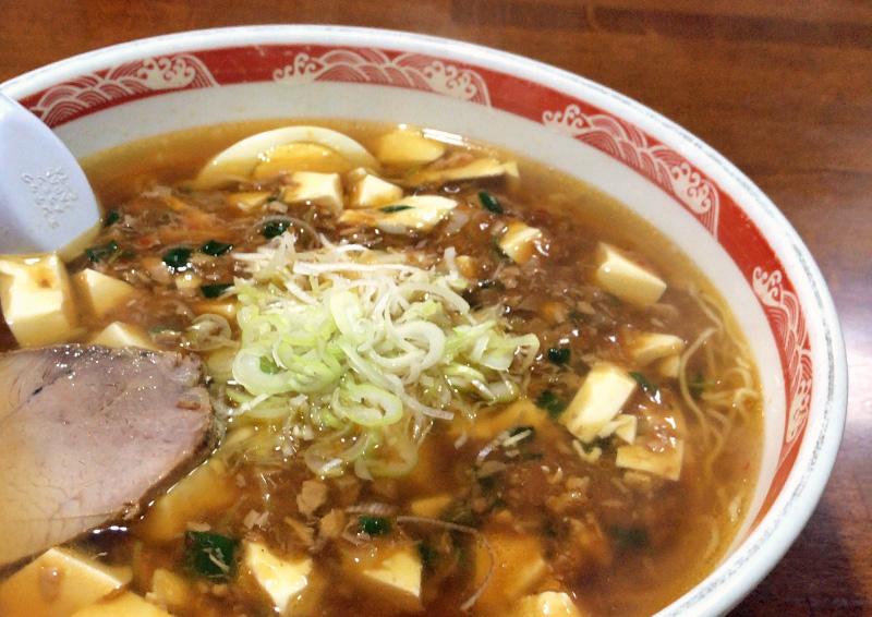 羅山 『麻婆麺』
