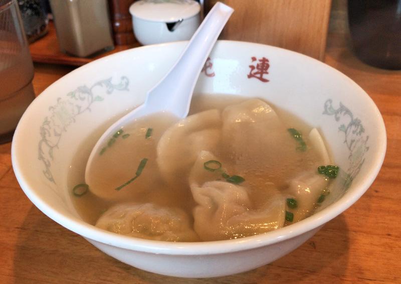 さっぽろ純連 仙台店 『スープ餃子』